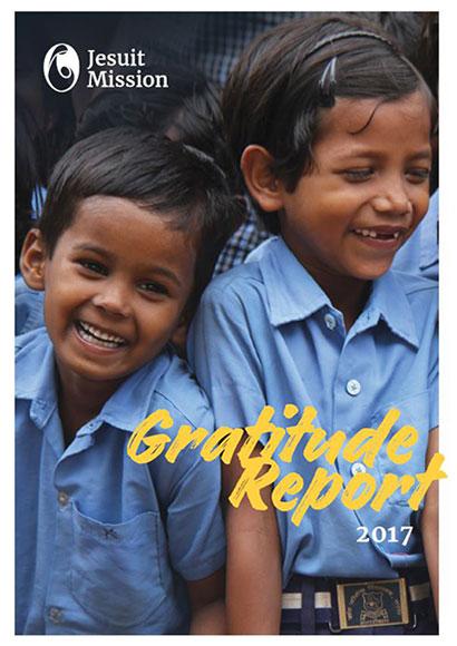 Gratitude Report cover