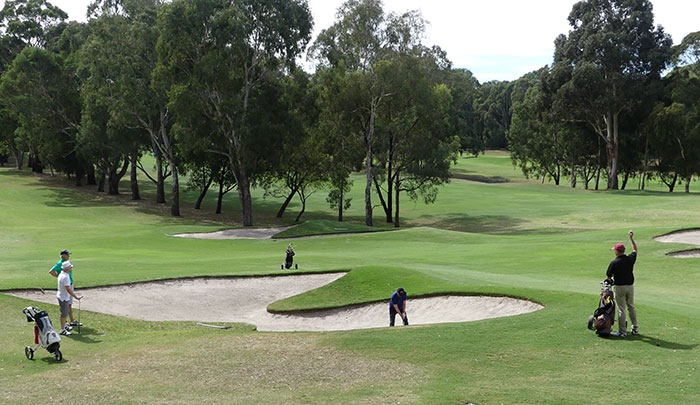 Melbourne Golf Day